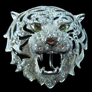 Accessories - Tiger Belt Buckle